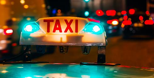 Le permis Taxi chez Point Conduite